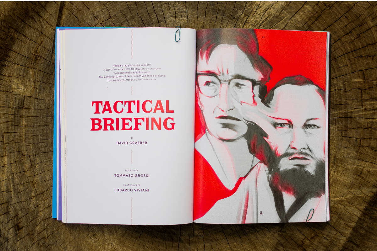 Tactical Briefing versione completa - menelique mag numero zero