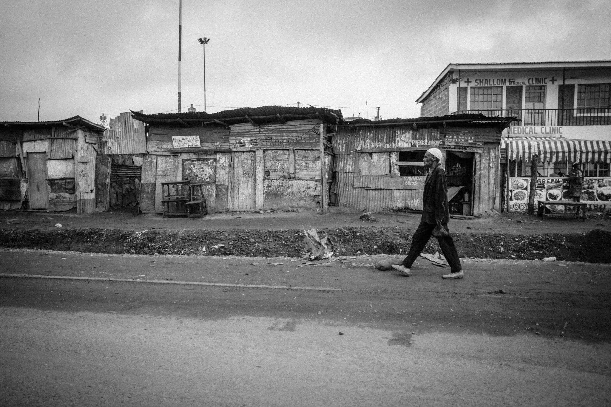 La pandemia degli slum