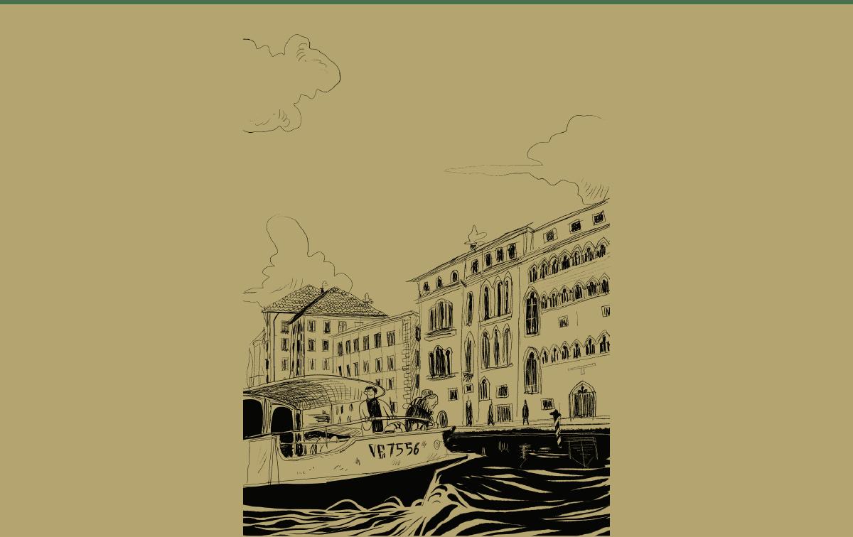 Il tabarro del tempo (Venezia)